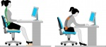 Chiropractic and posture at work
